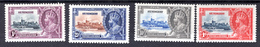 1935 - ST. CHRISTOPHER-NEVIS - Mi. Nr.  65/66 -  LH/NH -  - (K-EA-361388.4) - St.Vincent (...-1979)