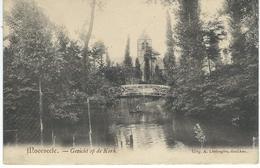 MOORSEELE - MOORSELE : Gezicht Op De Kerk - Cachet De La Poste 1907 - Wevelgem
