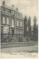 MOORSEELE - MOORSELE : Kasteel M. De Geest - RARE CPA - Cachet De La Poste 1907 - Wevelgem