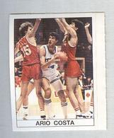 ARIO COSTA....BASKETBALL...PALLACANESTRO..VOLLEY BALL...BASKET - Tarjetas