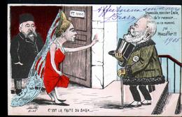 Illustrateur Politique Satirique Mille, C'est La Faute Du Sshah - Mille