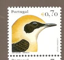 Portugal ** & Wild Fauna, Birds, Showy, Oenanthe Ispanica  2003 (2337) - 1910-... République