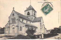 08-HAUVINE-L EGLISE-N°R2048-G/0283 - France