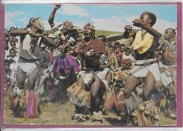 LESOTHO Dancing  The Mohobelo - Lesotho