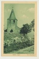 AK  Gages Eglise - Brugelette