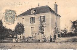 89-LEVIS-LES ECOLES-N°R2048-H/0285 - France