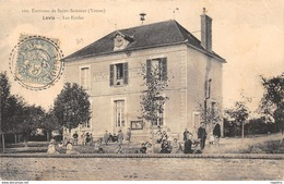 89-LEVIS-LES ECOLES-N°R2048-H/0285 - Francia