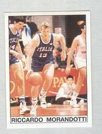 RICCARDO MORANDOTTI...BASKETBALL...PALLACANESTRO..VOLLEY BALL...BASKET - Trading Cards