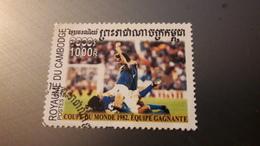 2001 Federazione Italiana Calcio Coppa Del Mondo 1982 - Cambogia
