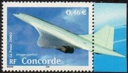 France Transport Avion N° 3471 ** Concorde+ BdF - Airplanes