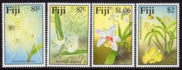 Fiji 1997 Orchids Set Of 4, MNH, SG 977/80 (BP2) - Fiji (1970-...)