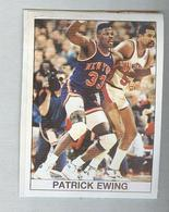 PATRICK EWING.....BASKETBALL...PALLACANESTRO..VOLLEY BALL...BASKET - Trading Cards