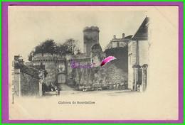 CPA  (24 Dordogne)  - BOURDEILLES - Le Chateau - Autres Communes