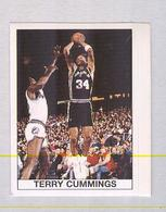 TERRY CUMMINGS.....BASKETBALL...PALLACANESTRO..VOLLEY BALL...BASKET - Tarjetas