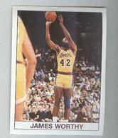 JAMES WOETHY.....BASKETBALL...PALLACANESTRO..VOLLEY BALL...BASKET - Trading Cards