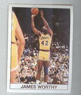 JAMES WOETHY.....BASKETBALL...PALLACANESTRO..VOLLEY BALL...BASKET - Tarjetas