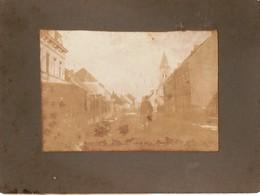 Regio Brugge ? Bruges ? Gent ? Gand ?  : Foto Op Hard Karton Photo Carton (9 X 11,5 Cm) - Cartes Postales