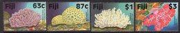 Fiji 1997 Year Of The Coral Reef Set Of 4, MNH, SG 982/5 (BP2) - Fiji (1970-...)