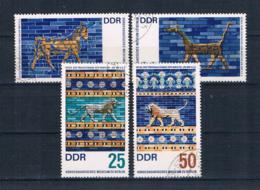 DDR 1966 Kunstwerke Mi.Nr. 1229/32 Kpl. Satz Gest. - DDR