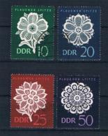 DDR 1966 Plauener Spitze Mi.Nr. 1185/88 Kpl. Satz Gest. - [6] República Democrática