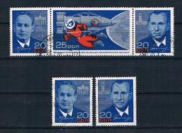 DDR 1965 Raumfahrt Mi.Nr. 1138/40 Kpl. Satz Gest. - DDR