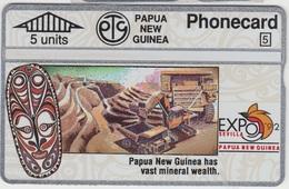 Papua New Guinea Expo Sevilla 92 CN.209C03949 Mint - Papua New Guinea