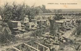 CPA 60 Oise Avrechy Rucher De L'Abbé RANSSON - Miel - Abeilles - Apiculture - Other Municipalities