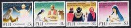 Fiji 1997 Christmas Set Of 4, MNH, SG 1002/5 (BP2) - Fiji (1970-...)
