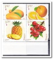 China 2018, Postfris MNH, 2018-18, Fruit - 1949 - ... Volksrepubliek