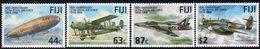 Fiji 1998 80th Anniversary Of The RAF Aeroplanes Set Of 4, MNH, SG 1016/9 (BP2) - Fiji (1970-...)