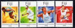 Fiji 1998 Commonwealth Games Set Of 4, MNH, SG 1026/9 (BP2) - Fiji (1970-...)