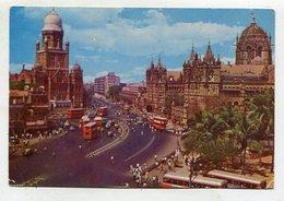 INDIA - AK 354958 Bombay - Victoria Terminus - India
