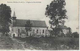 62 ( Pas De Calais  ) - Environs D'ARDRES - L'Eglise De BALINGHEM - Francia