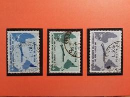 REPUBBLICA - Nn. 918/20 Timbrati + Spese Postali - 6. 1946-.. Repubblica