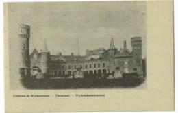 Torhout  Chateau  De Wynedaele - Torhout