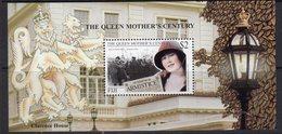 Fiji 1999 Queen Mother's Century MS, MNH, SG 1063 (BP2) - Fiji (1970-...)