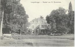LANGERBRUGGE : Kasteel Van M. Groverman - Evergem