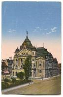 KOŠICE SLOVAKIA THEATER, 1924. - Slowakei