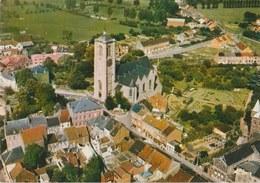 Braine-le-Comte - Vue Aérienne De L'Eglise St-Géry - Braine-le-Comte