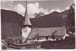Zweisimmen. Kirche Mit Spillgerten Im Hintergrund - BE Bern