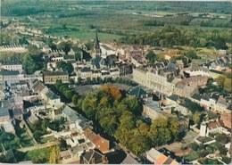 Boussu-lez-Mons -Panorama Général  - Vue Aérienne - Boussu