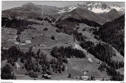 Spina Ob Davos-, Leidbachhorn, Älplihorn - GR Grisons