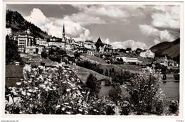St. Moritz, Teilansicht Im Sommer - GR Grisons
