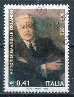 °°° ITALIA 2002 - VITTORIO EMANUELE ORLANDO °°° - 1946-.. Republiek
