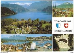 Horw, TCS-Camping - LU Lucerne