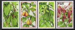 Fiji 2002 Spices Set Of 4, MNH, SG 1153/6 (BP2) - Fiji (1970-...)
