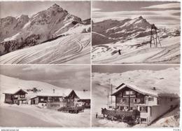 Ober-Tschappina, 4 Bilder, Berghaus-Pension Alpenblick - GR Graubünden