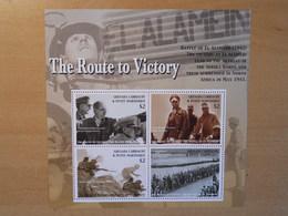 WW2, WWII, Grenada, El Alamein, Montgommery, Rommel - Guerre Mondiale (Seconde)