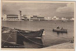 Grèce :  RODi ,  Porto  Del  Mandracchio - Grèce