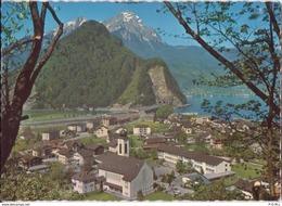 Stansstad Mit Pilatus - NW Nidwalden